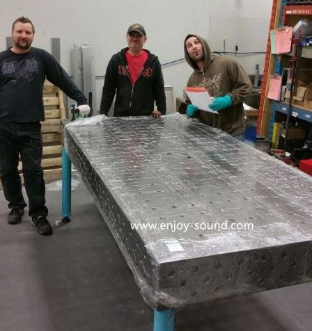 <b>3D welding table in Vancouver</b>