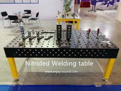 Nitrided Welding Table