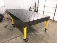 3D welding table in Kentucky, USA